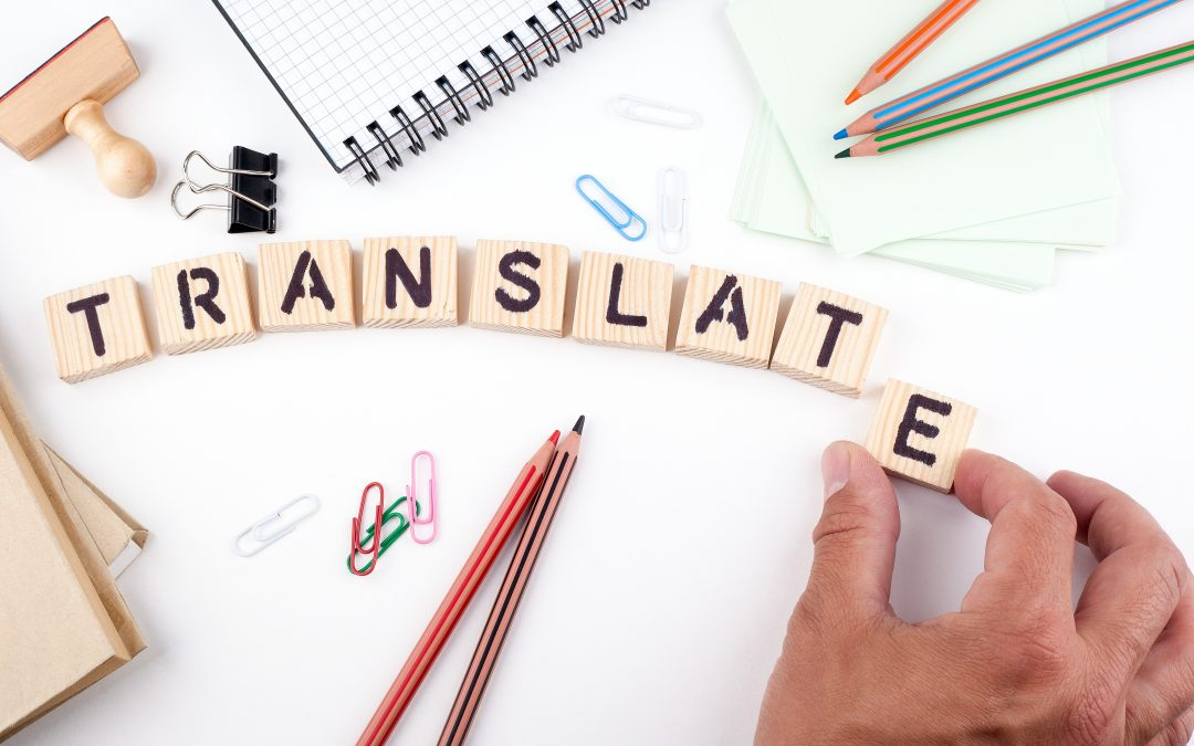 Planning for Translations – Where to Start?