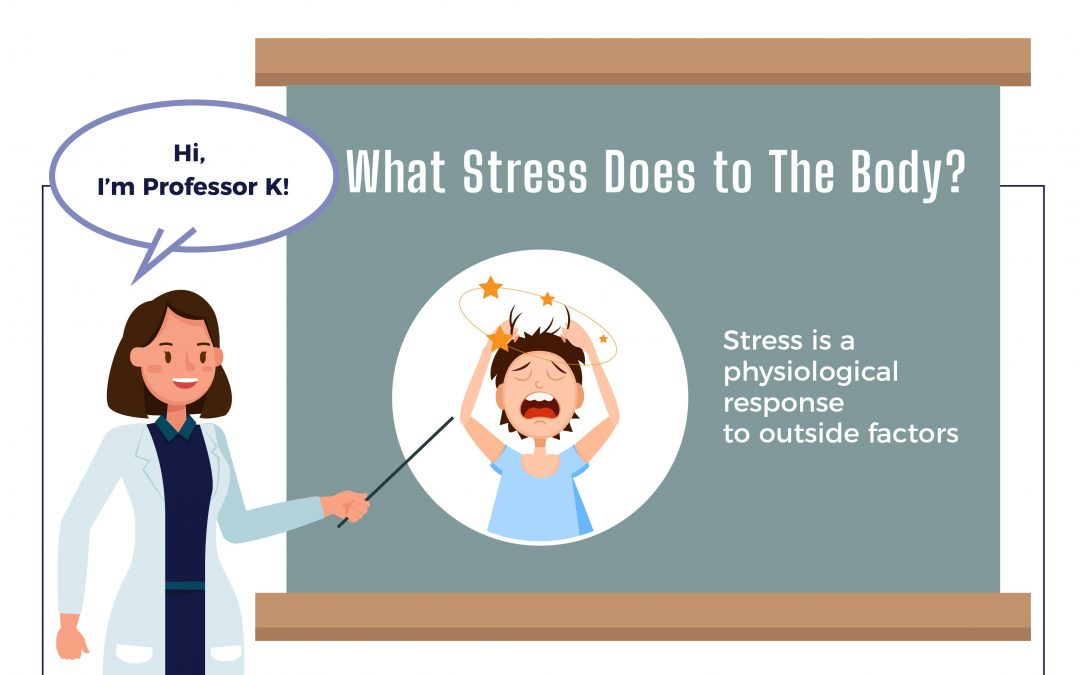 What Does Stress Do To Our Body?