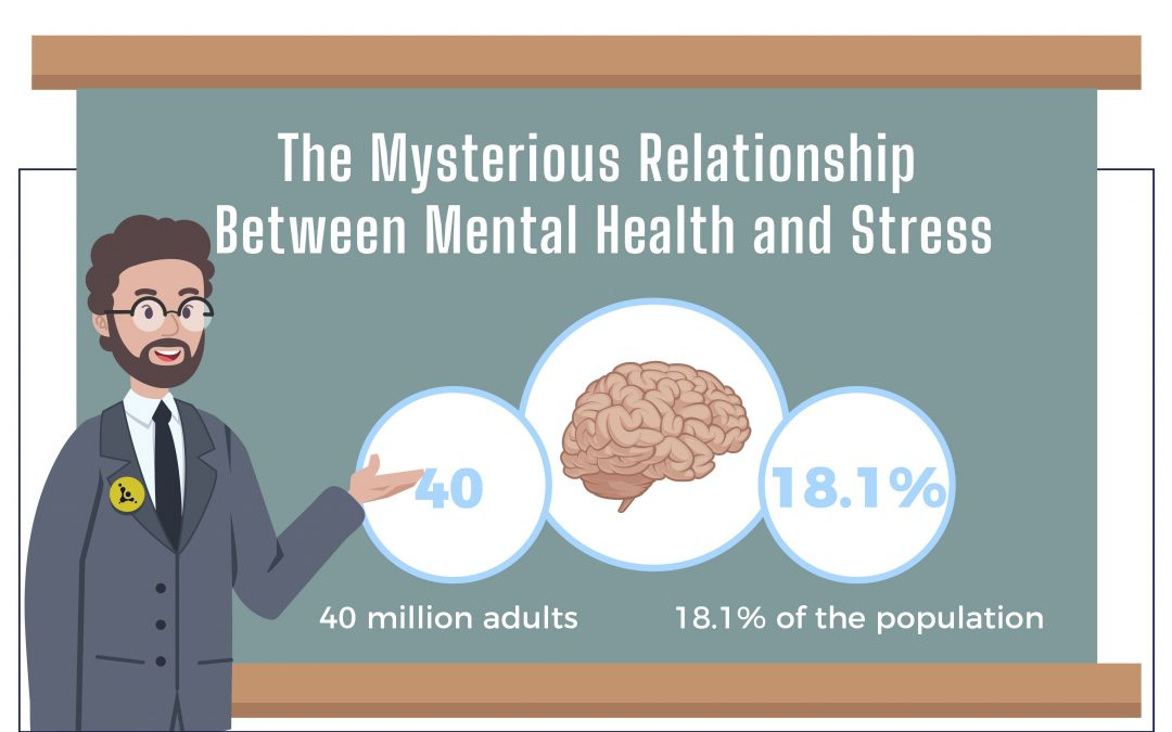 The Mysterious Relationship Between Mental Health and Stress