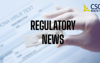 FDA Amends Policy for COVID-19 Tests