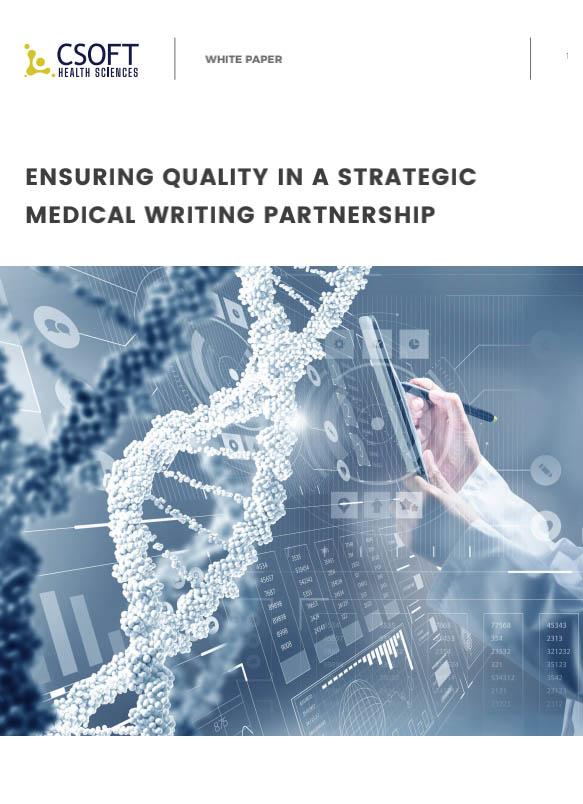 Strategic partnership white paper