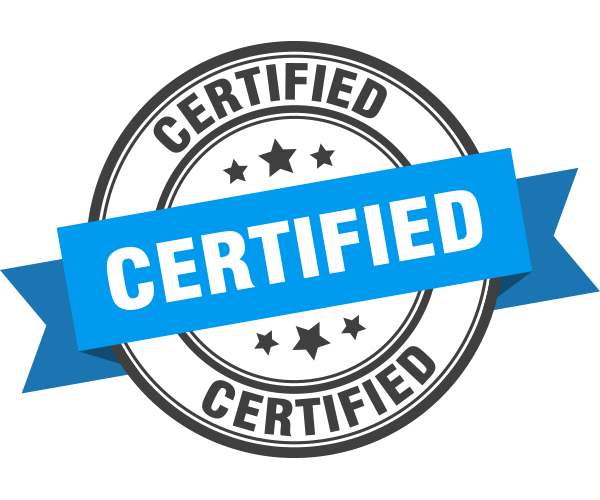 Certified translation services mean certified quality