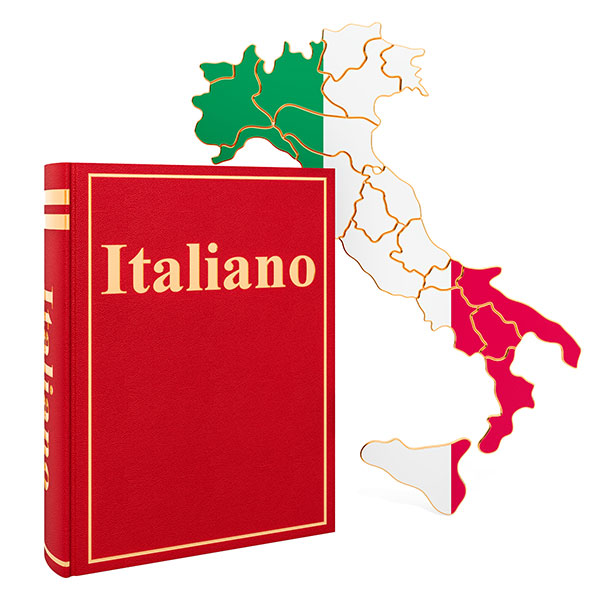 Italian translations, by the book and by local custom