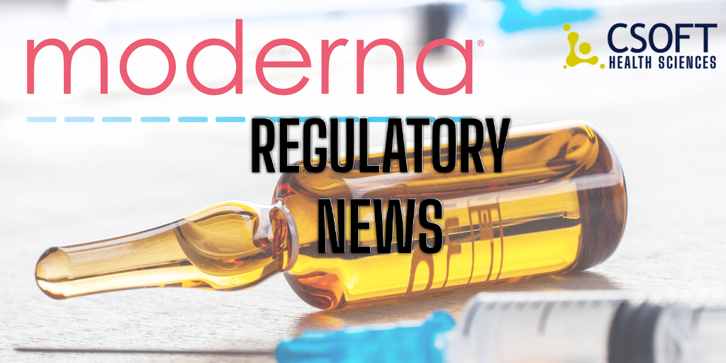Moderna Requests FDA Emergency Use Authorization for mRNA-1273