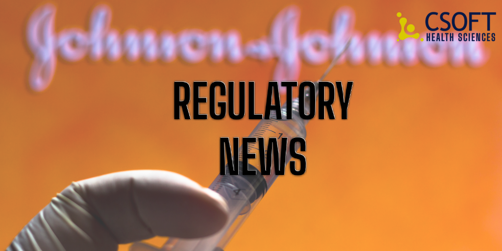 Review of Johnson & Johnson's COVID-19 Vaccine Underway