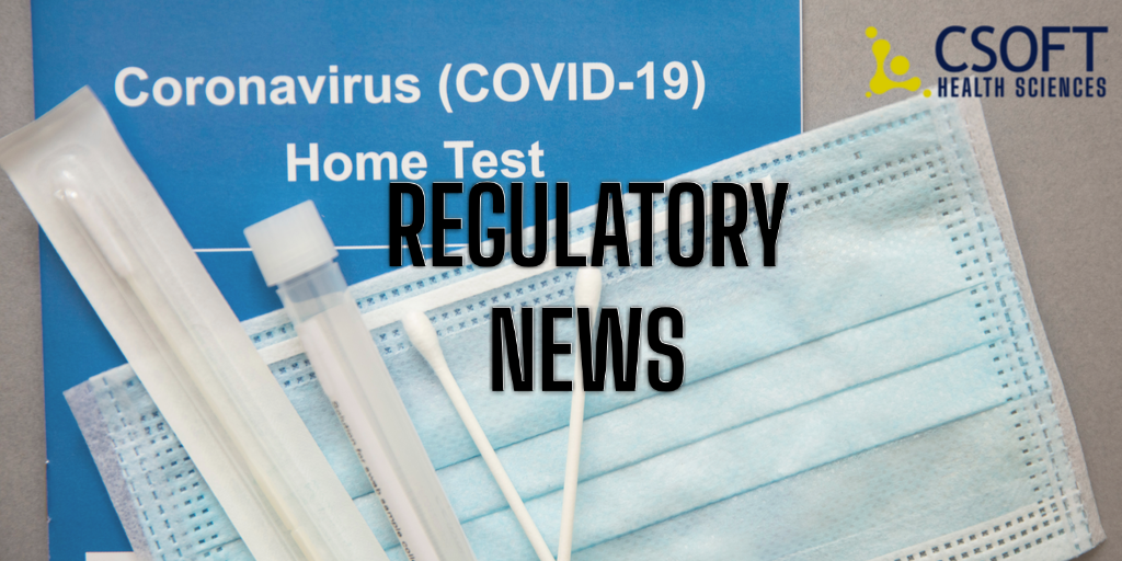Emergency Use Authorization Given to Ellume's At-Home COVID-19 Test