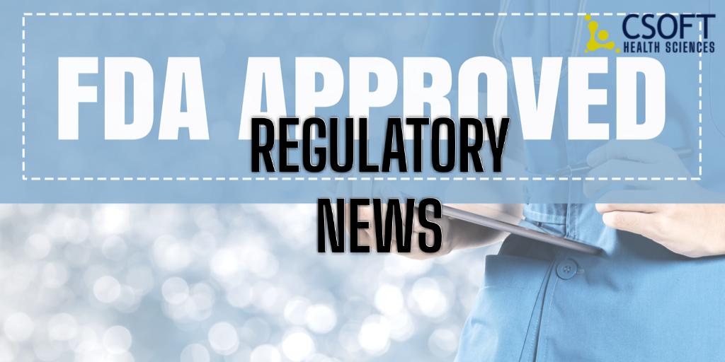 GlaxoSmithKline, MacroGenics Inc. and More Receive FDA Approvals