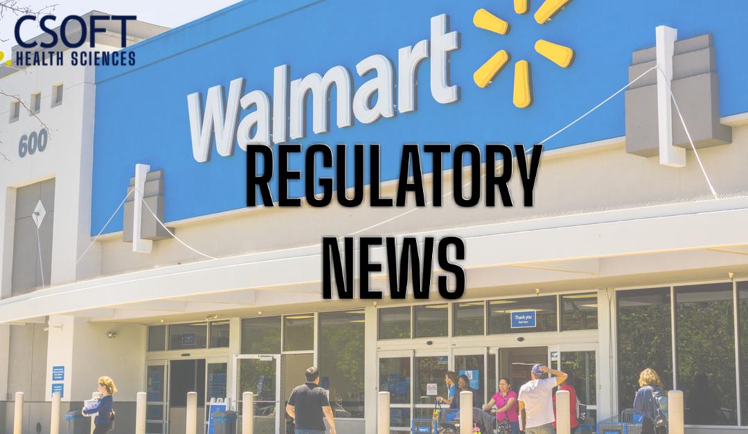 Walmart Sued for Prescription Opioid Sales