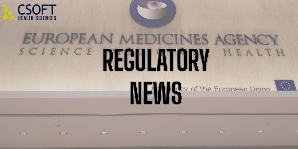 EMA Issues Draft Guidance Parallel to Article 58 and Centralized Authorization Reviews