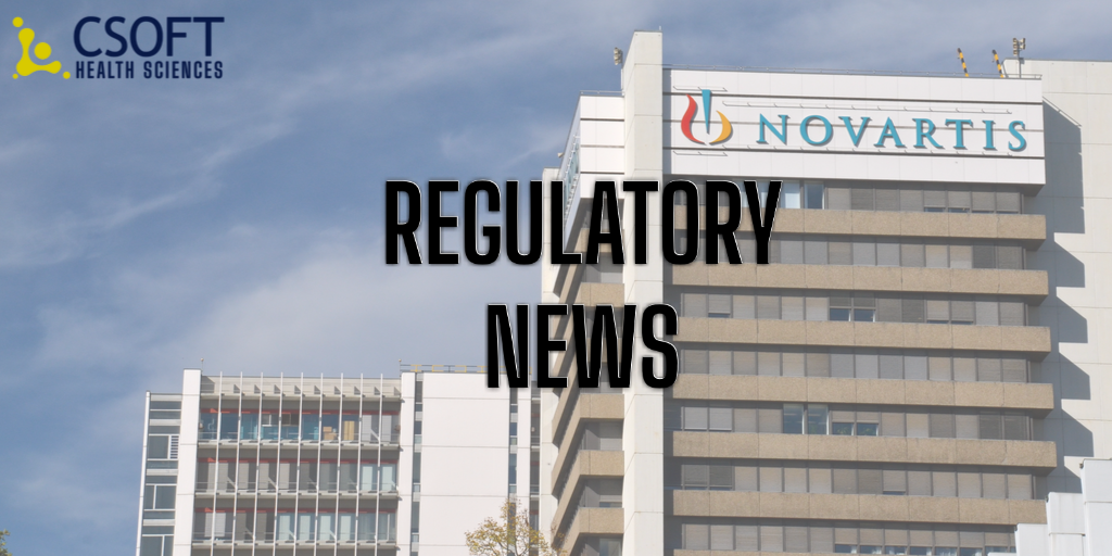 FDA Grants Novartis Entresto® Expanded Indication for Chronic Heart Failure