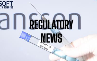 J&J Submits Single Dose COVID-19 Vaccine to FDA