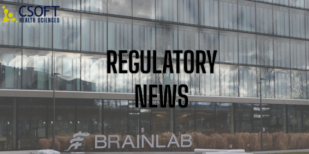 FDA Clears Brainlab Loop-X Mobile Imaging Robot and Cirq Robotic Alignment Module