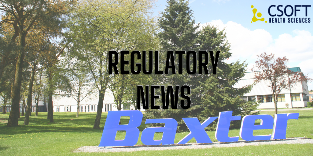 FDA Clears Baxter's AK 98 Hemodialysis Machine