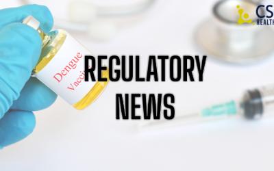 Takeda's Dengue Vaccine Begins Regulatory Submissions