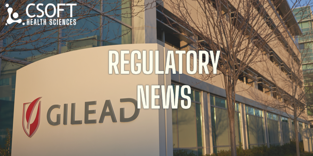 FDA Grants Second Approval for Gilead's Trodelvy