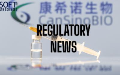 COVID-19 Vaccine of CanSinoBIO Receives European GMP