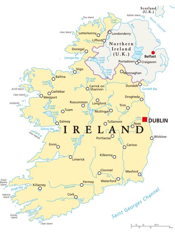 Irish translations