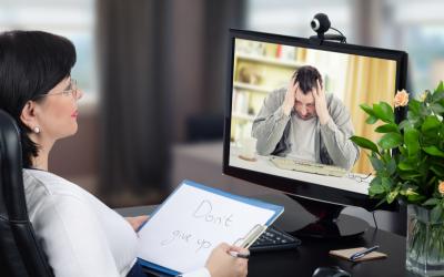 关注心理健康治疗护理:远程医疗的优势