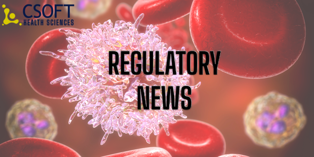 PMDA Grants Regulatory Approval for Leukemia Drug Therapy