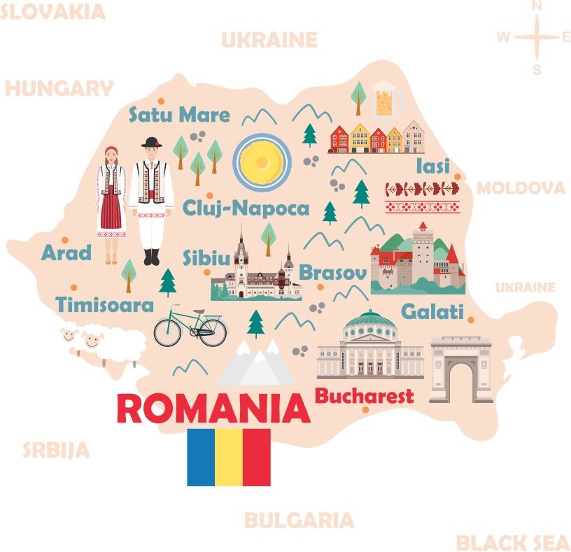 Romanian translations