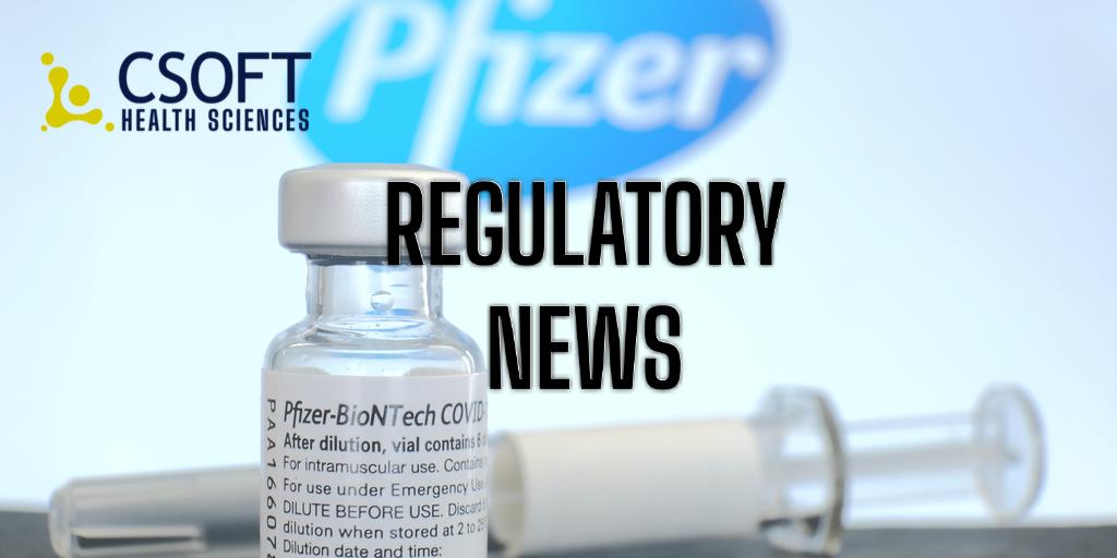 Pfizer COVID-19 Vaccine Received Full FDA Approval