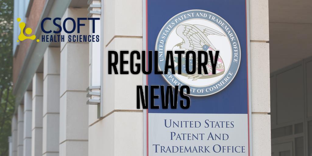 Eagle Receives USPTO Additional Patent for Bendamustine